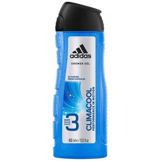 Climacool Shower Gel, 400 ml Adidas Suihku- & Kylpytuotteet miehille