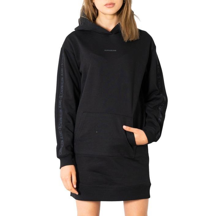 Calvin Klein Jeans Women Dress Black 299842 - black XS