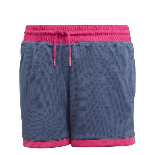 Adidas Girls Club Shorts, Grey 128