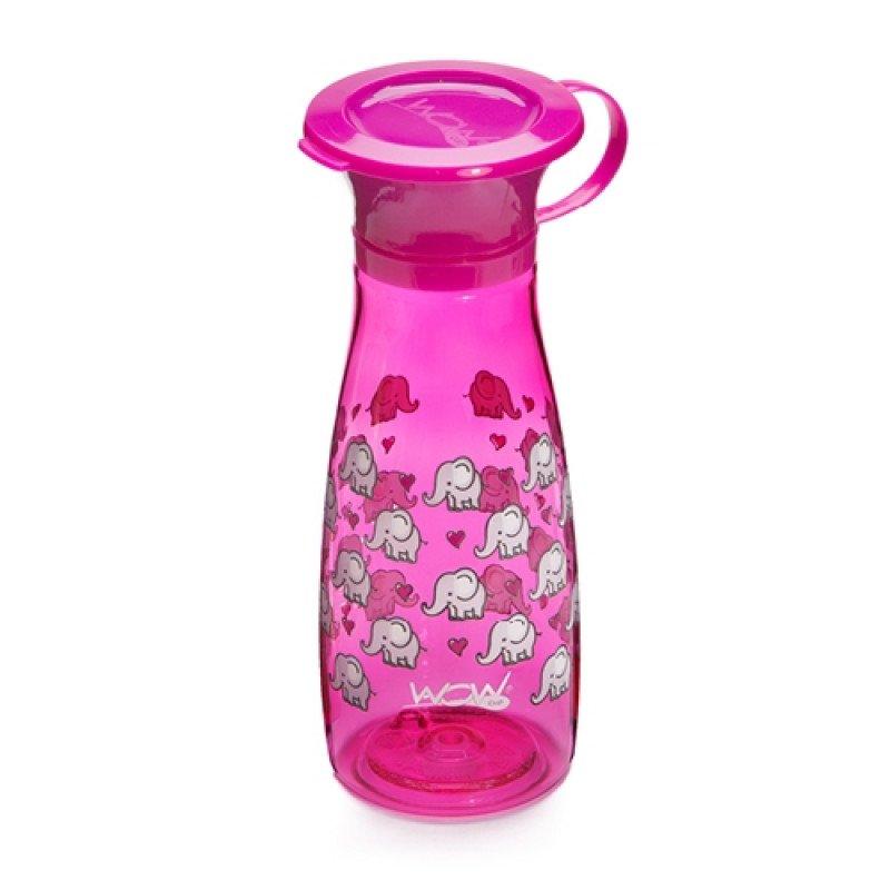 WOW - Cup Mini - Pink Elephants