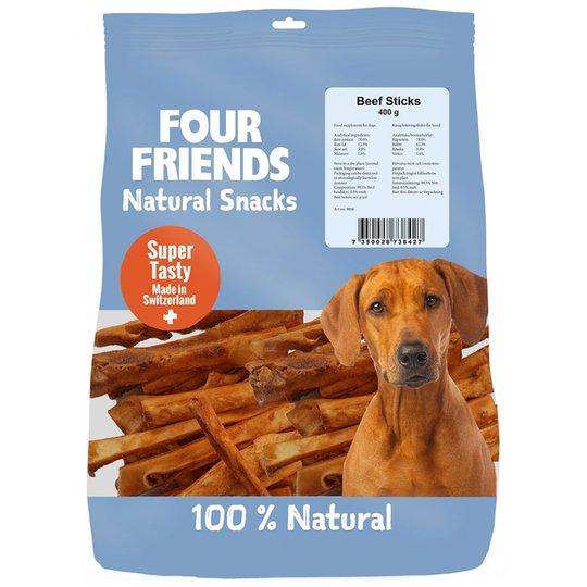 FourFriends Dog Natural Snacks Beef Stick (400 g)