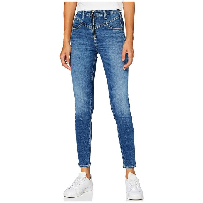 Calvin Klein Jeans Women's Jeans Blue 319036 - blue 26