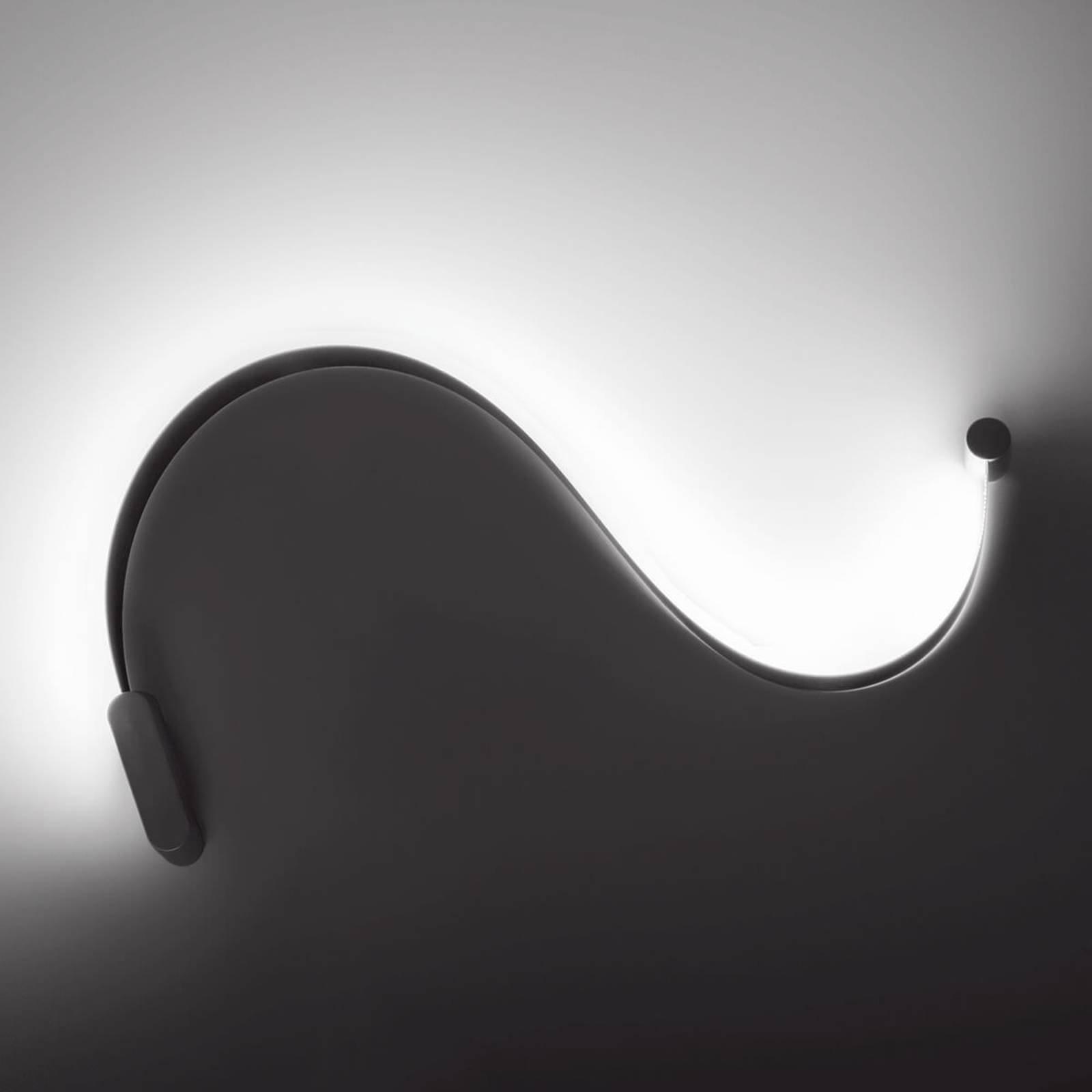 Cini&Nils FormaLA - fleksibel LED-vegglampe