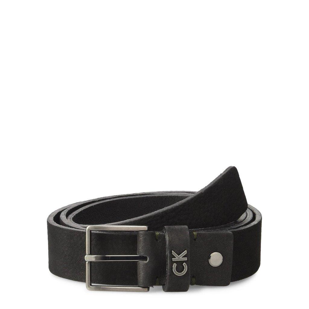 Calvin Klein Men's Belt Black K50K503179 - black 100
