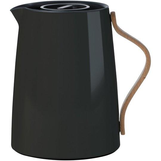Stelton Emma termoskanna - te, 1 liter - svart
