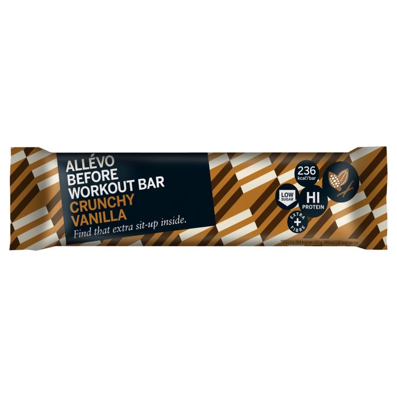"""Proteiinipatukka """"Crunchy Vanilla"""" 65g - 75% alennus"""