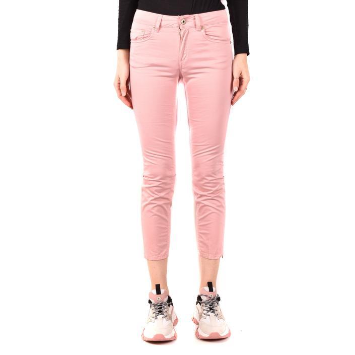 Dondup Women's Trouser Pink 189858 - pink 26