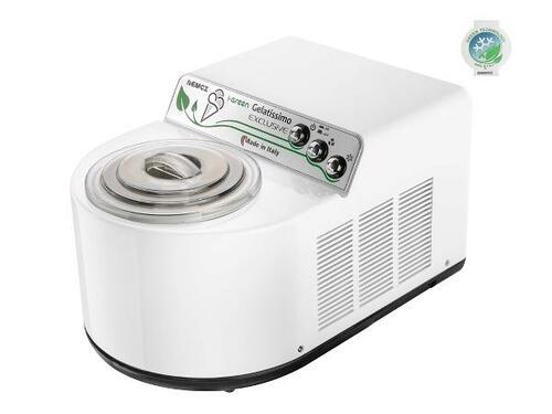 Nemox Gelatissimo Exclusive I-green Glassmaskin - Vit