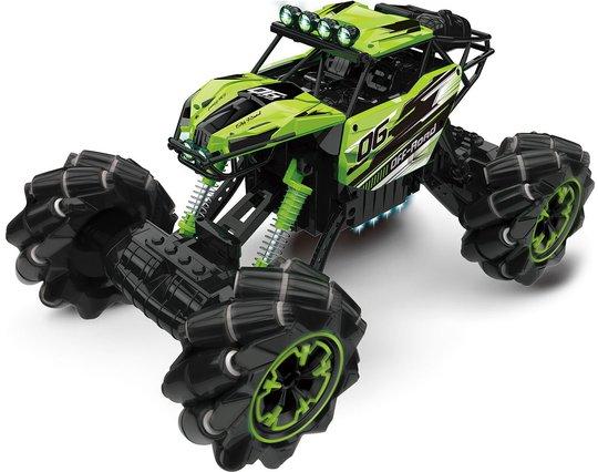 Gear4Play Radiostyrt Bil Dancing Rock Crawler, Grønn