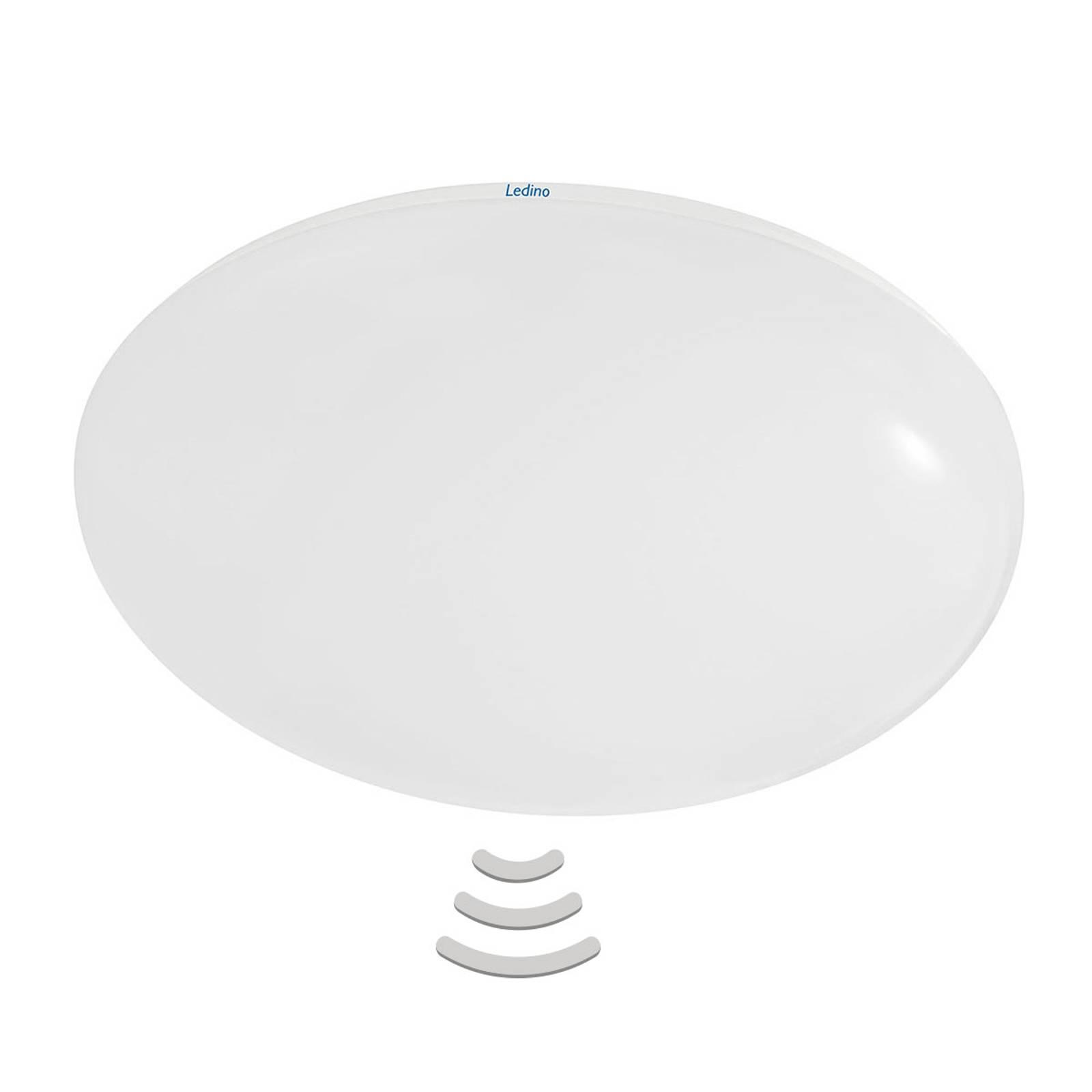 LED-kattovalo Altona HF-tunnistin 4 000 K 18W 32cm