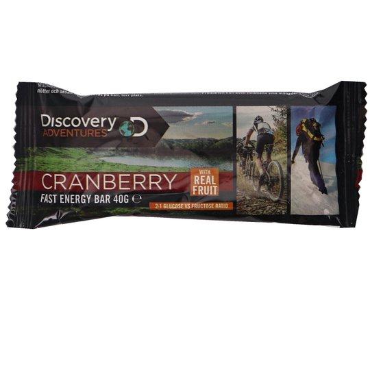 Fast Energy Bar Cranberry - 60% rabatt