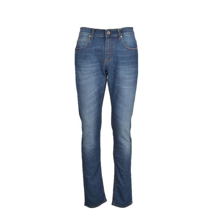 Bikkembergs Men's Jeans Blue 321847 - blue 90