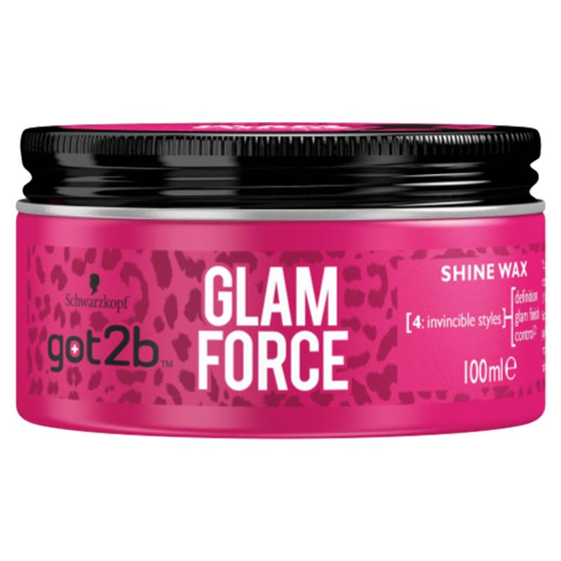 Hårvax Glam Force - 58% rabatt