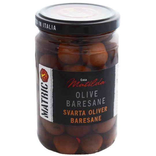 "Oliver Svarta ""Baresane"" 280g - 37% rabatt"