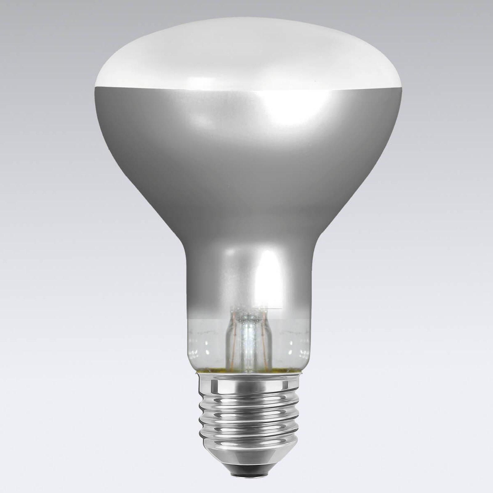 E27 8W LED-Lampe 3U dimbar