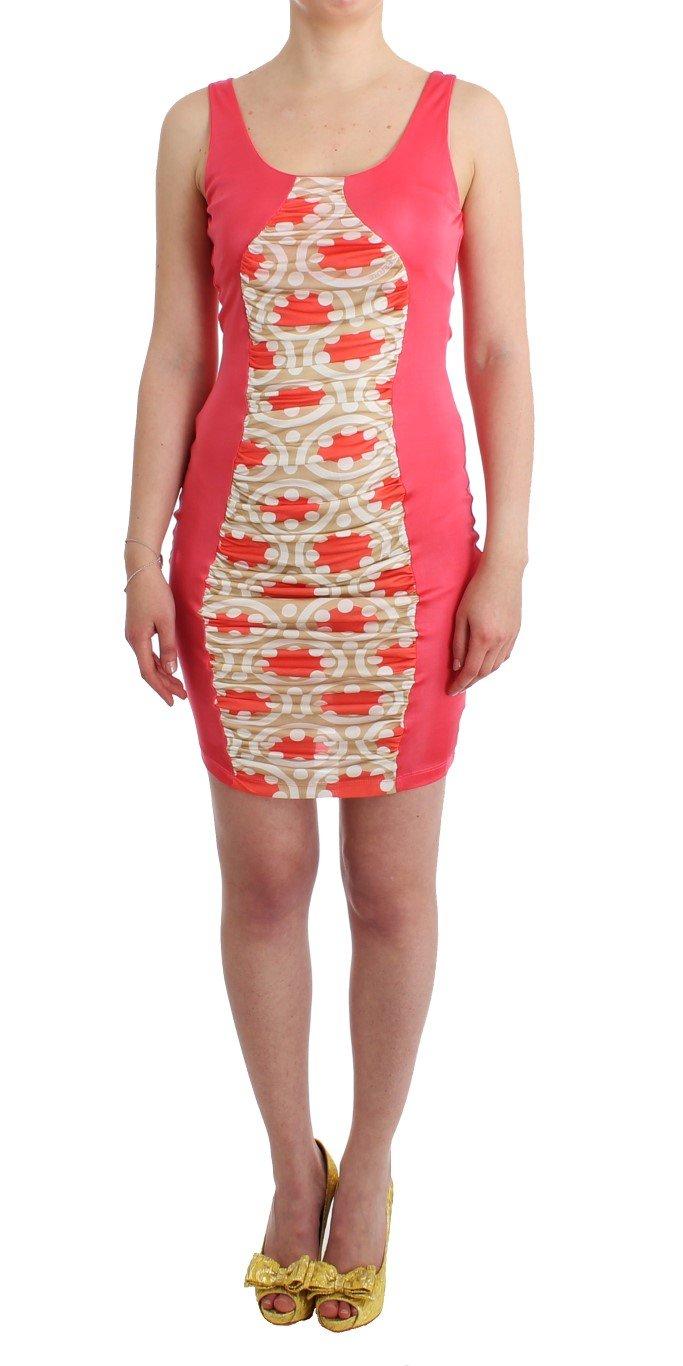 GF Ferre Women's Bodycon Viscose Dress Multicolor SIG11538 - IT42|M