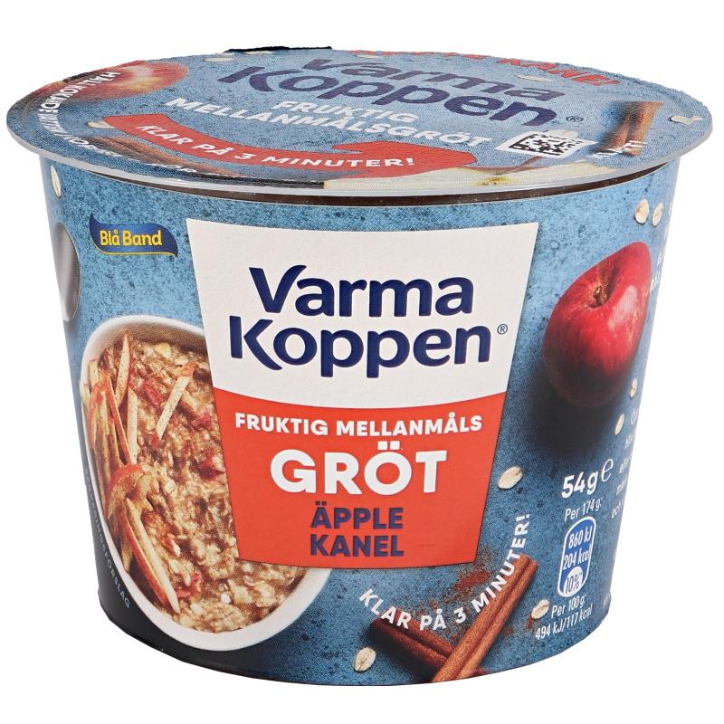 Mellanmålsgröt Äpple & Kanel - 59% rabatt