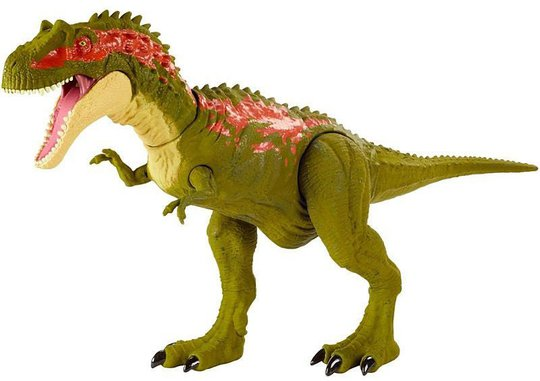 Jurassic World Figur Albertosaurus Primal Attack