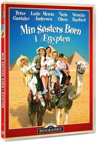 Min søsters børn i Ægypten - DVD