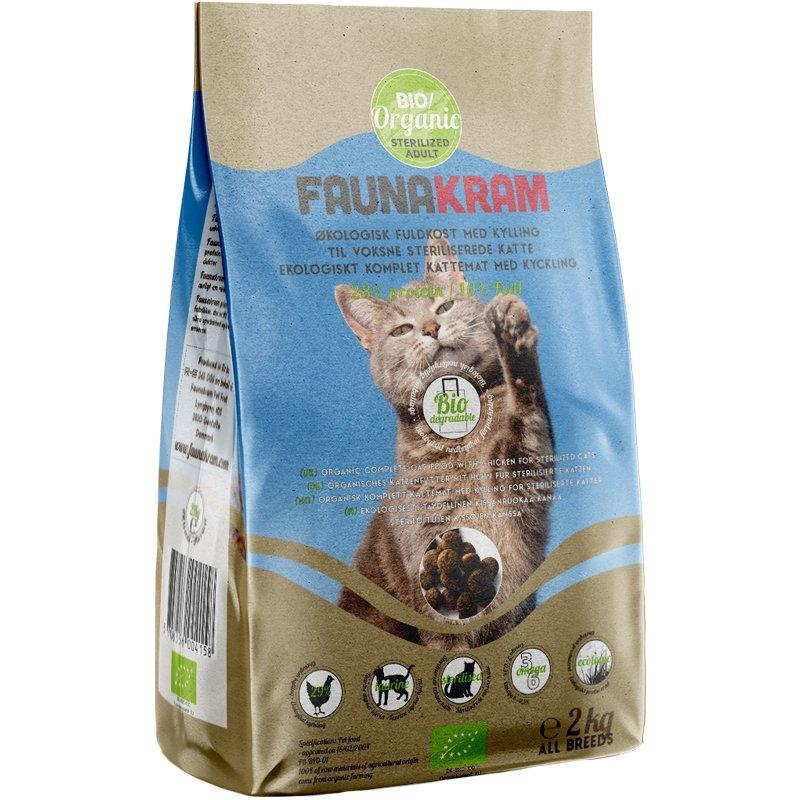 Kissanruoka Kana - 63% alennus