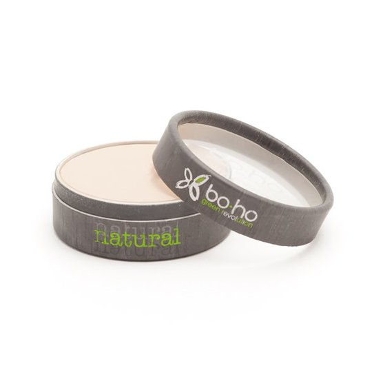 Boho Green Make-Up Organic Compact Cream Foundation, 4,5 g