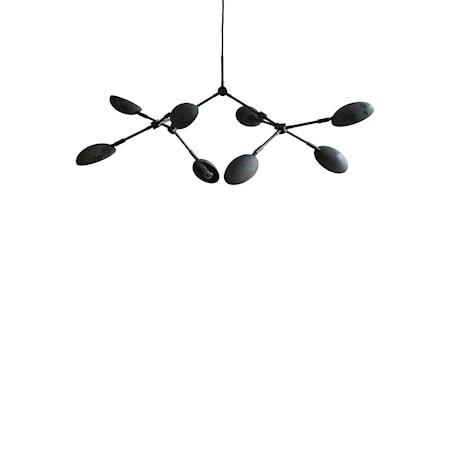 Drop Chandelier, Mini – Oxidized