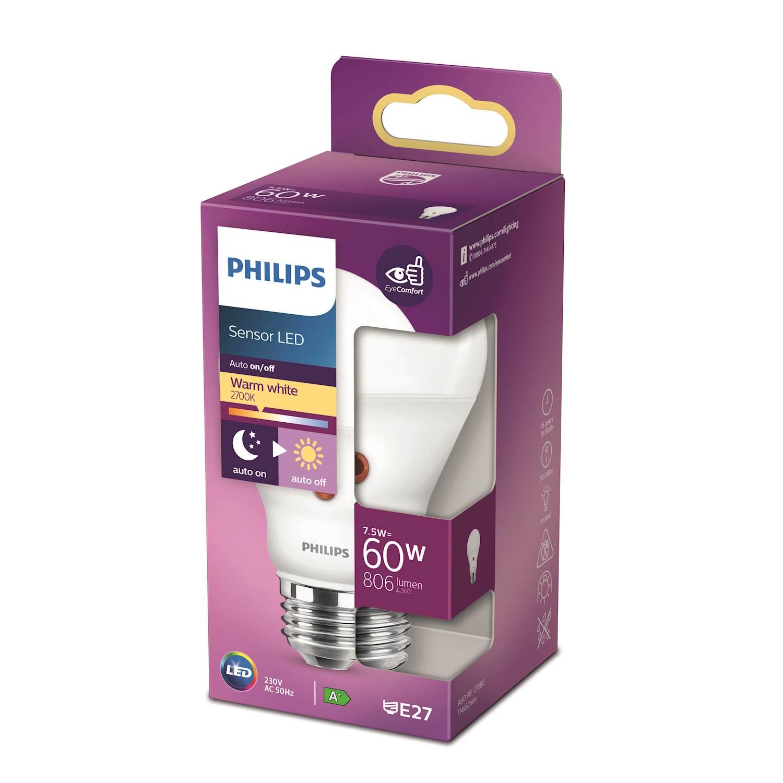Philips LED d2d 60w norm e27 nd