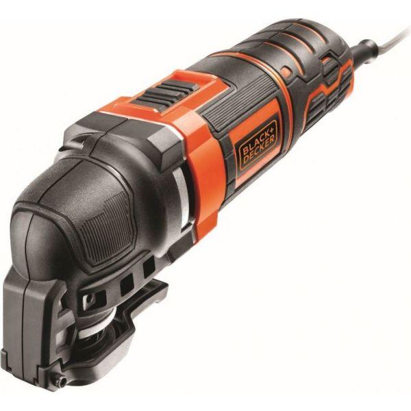 Black & Decker MT300KA-QS Multiverktøy med tilbehør, 300 W