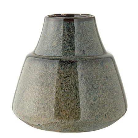 Vase Stengods 17x16 cm
