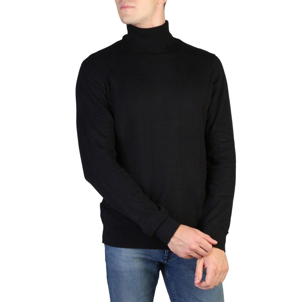 Calvin Klein Men's Sweater Black J30J305474 - black S