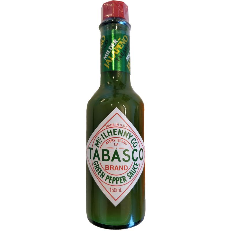 Tabasco Green Pepper - 60% rabatt