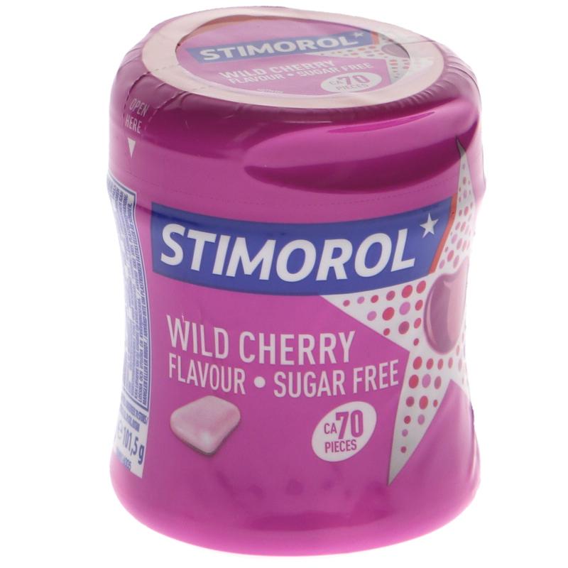 Stimorol Burk Körsbär - 50% rabatt