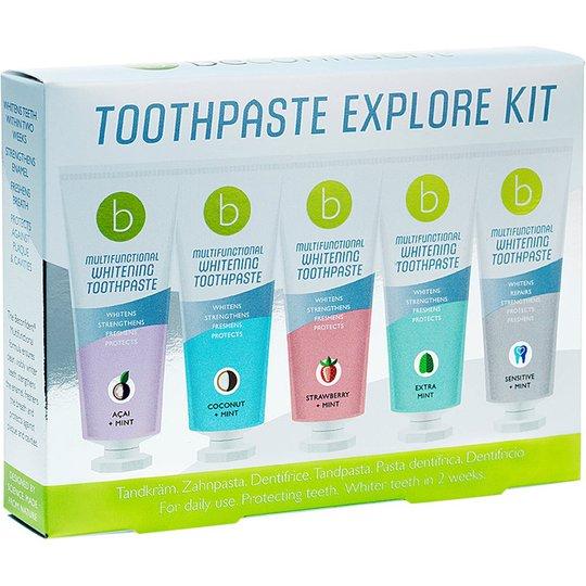 Multifunctional Whitening Toothpaste, 125 ml beconfiDent Hammastahnat