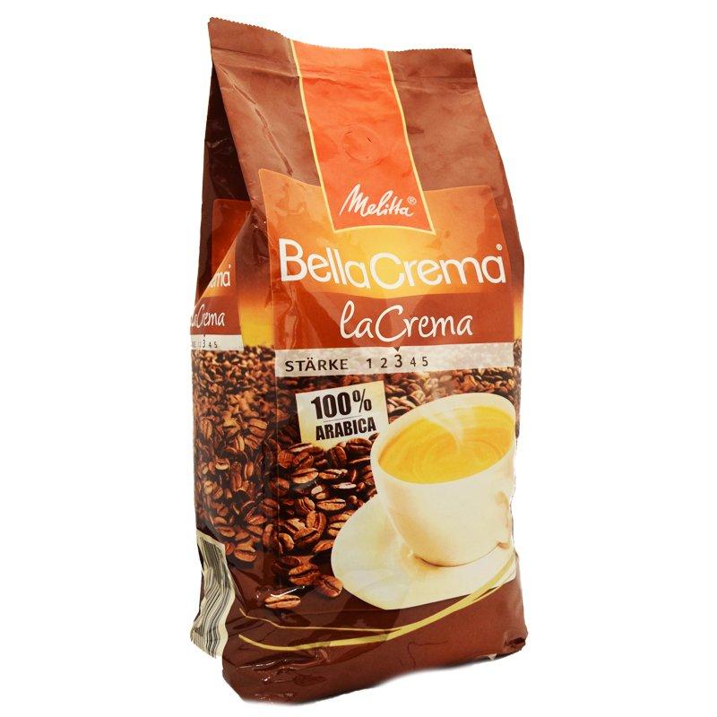 "Kaffe ""Bella Creme"" 1kg - 45% rabatt"