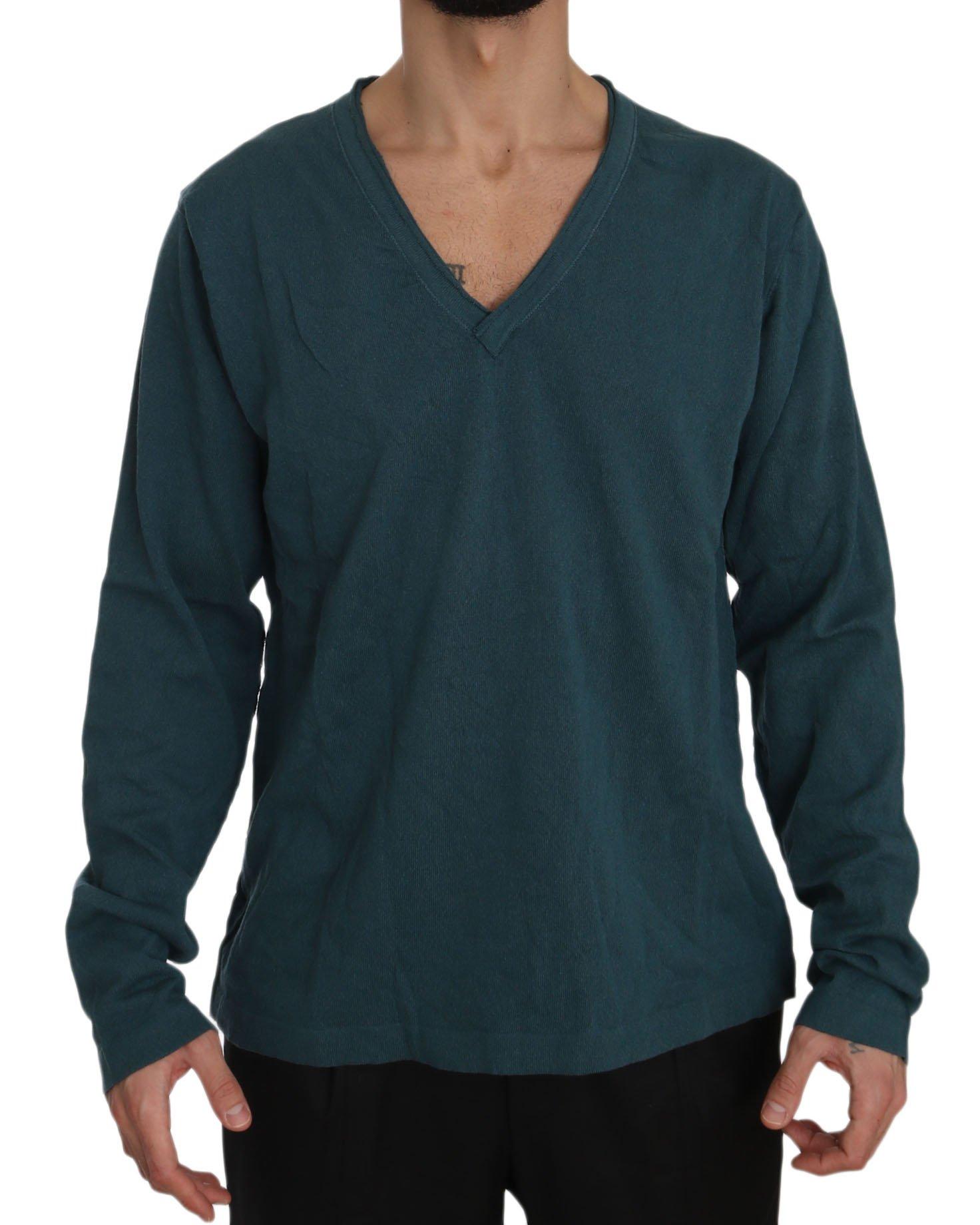 Dolce & Gabbana Men's Sweater Blue TSH3307 - IT52 | XL