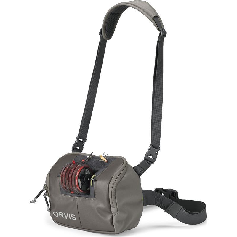 Orvis Hip Pack Komfortabel hofteveske m/flere lommer