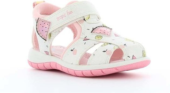 Sprox Sandal, White/Pink, 20