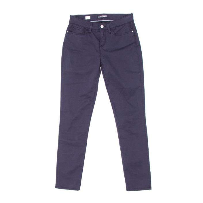 Tommy Hilfiger Women's Trouser Blue 160546 - blue 34
