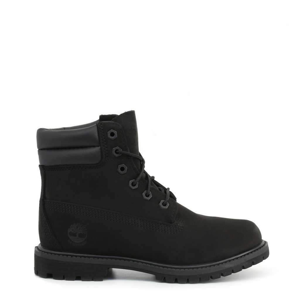 Timberland Women's Ankle Boots Various Colours 6IN-DBL-COLLAR - black EU 36