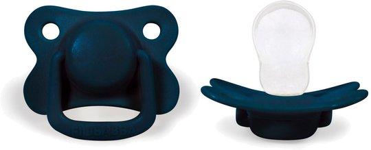 FILIBABBA Smokk 6+m 2-pack, Dark Blue