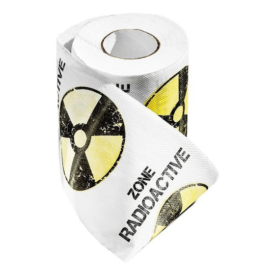 Toalettpapper Radioactive Zone - 1-pack