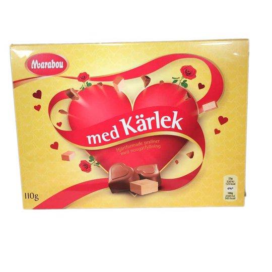 Chokladask med kärlek - 41% rabatt