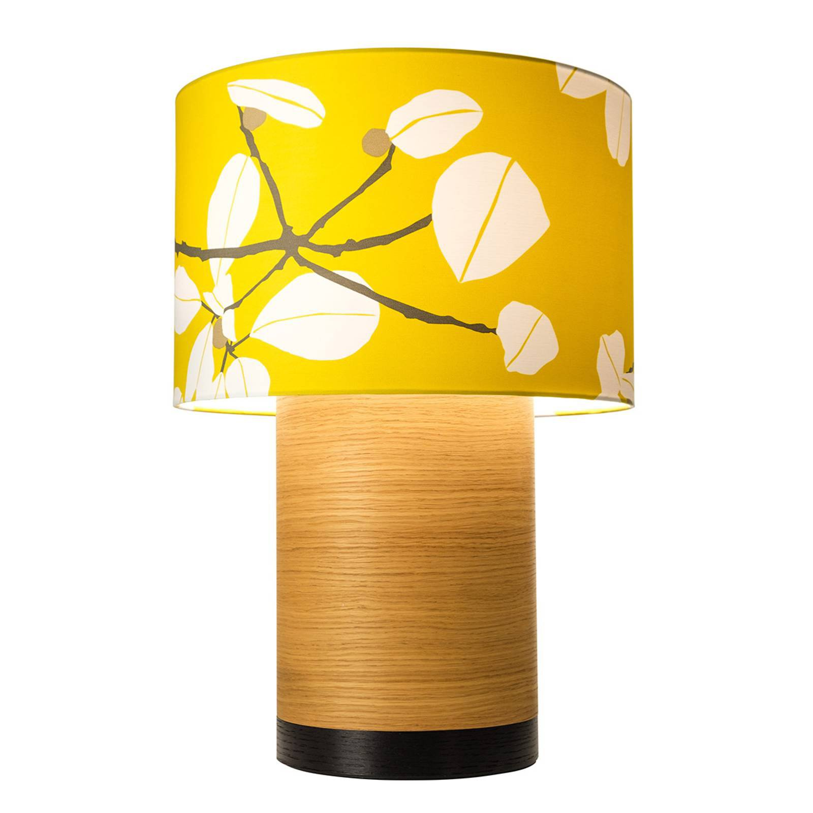 Bordlampe Klippa XL svart Flower Sun