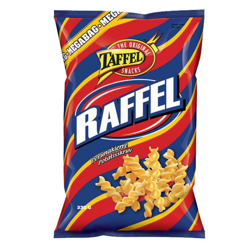 Taffel Raffel Mega - 48% alennus