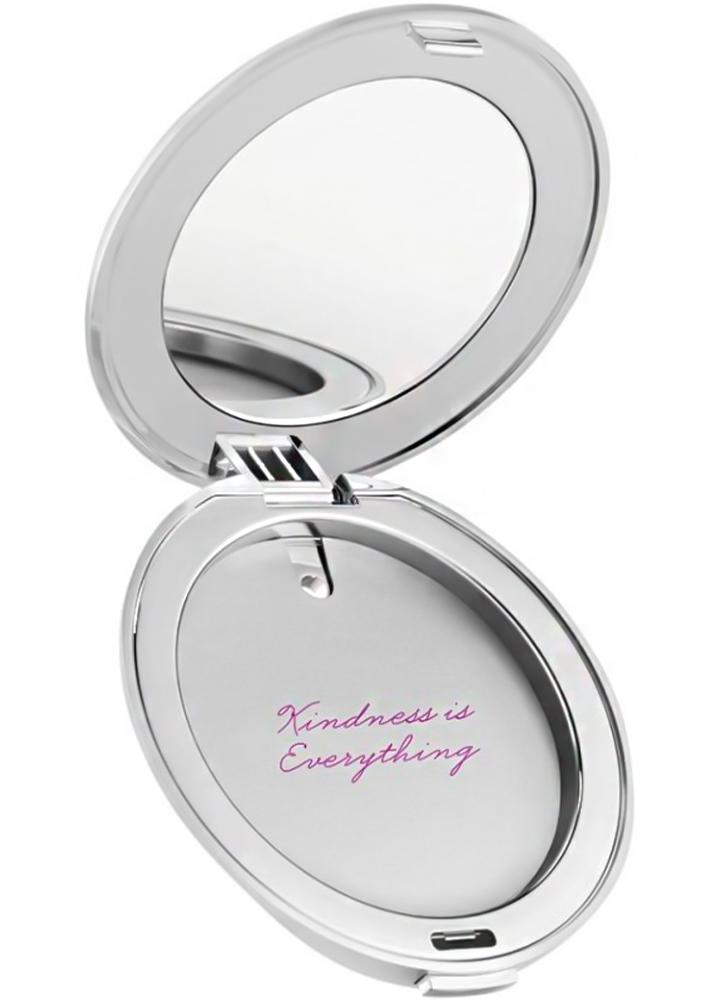 Jane Iredale Refillable Compact Silver