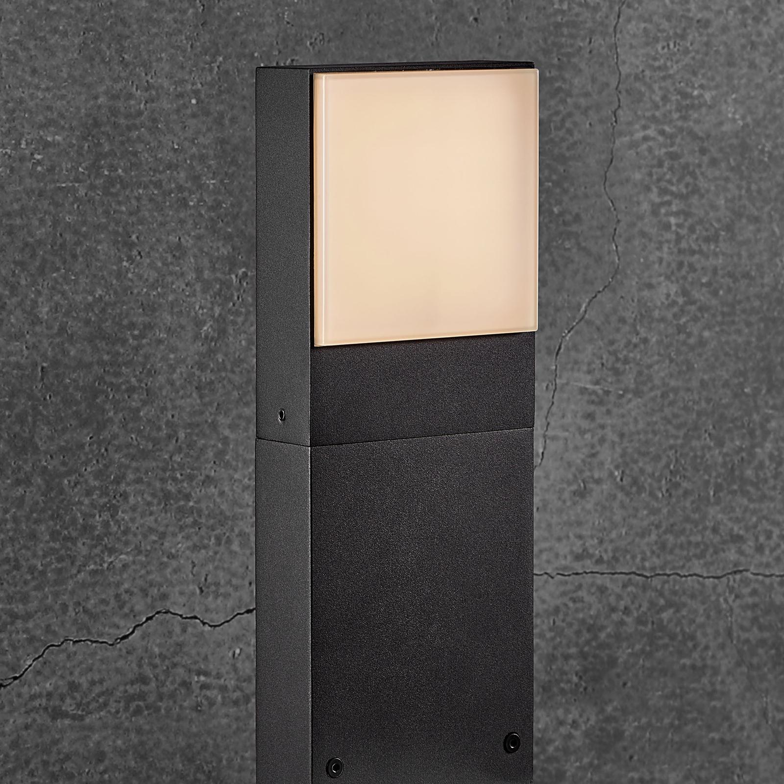 LED-pollarivalaisin Piana, korkeus 30 cm