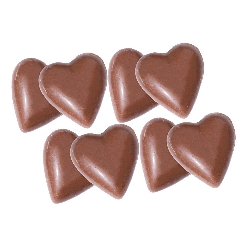 Sockerfria Chokladhjärtan Storpack - 2,4 kg