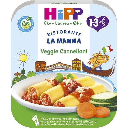 Lastenruoka Veggie Cannelloni - 35% alennus