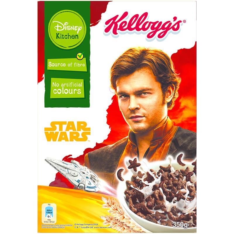 """Flingor """"Star Wars"""" 350g - 31% rabatt"""