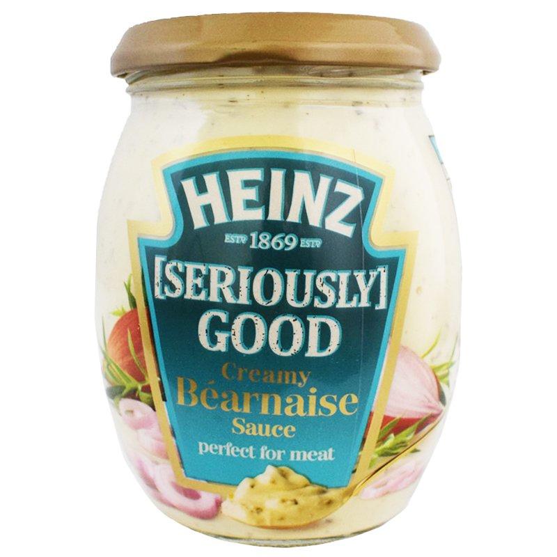 """Bearnaisesås """"Creamy"""" 260g - 50% rabatt"""